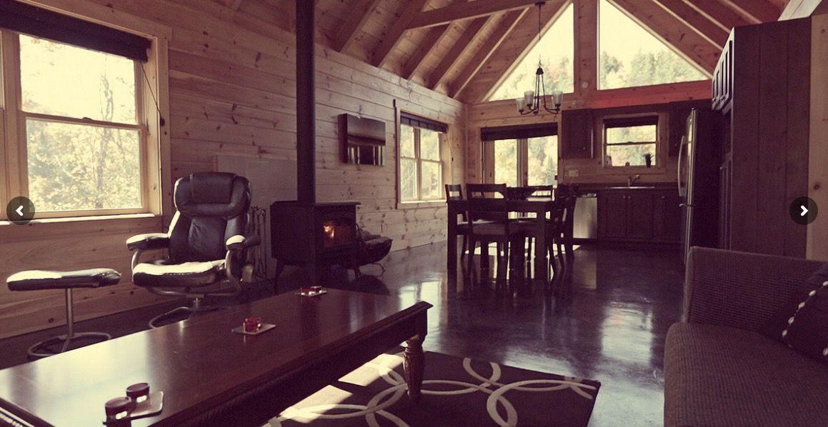 vacances gratuites cabane canada guesttoguest