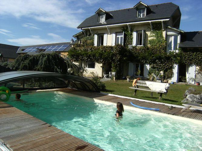 Une maison de vacances avec piscine en change de maison - Echange de maison com ...