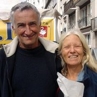 Profile of Maya and Francois