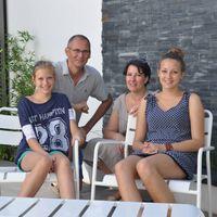 Perfil de Andrée & Emmanuel,      Alix et Gaelle