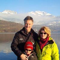 Profil de Sylvie & Stéphane, et leurs 3 garçons