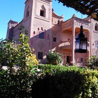 Profile of Kasbah