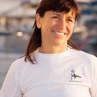 Profile of María Antonia